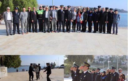 Polis Teşkilatının 173. Kuruluş Yıldönümü Etkinliklerle Kutlandı