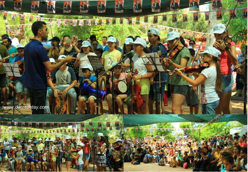 çocuk orkestrası