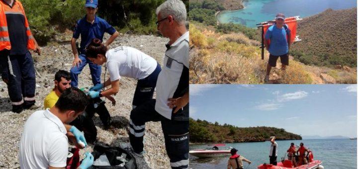 dağcılar kurtarıldı