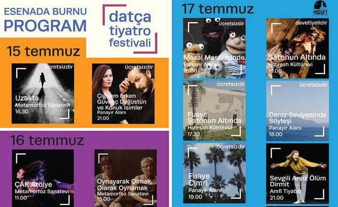datça tiyatro festival