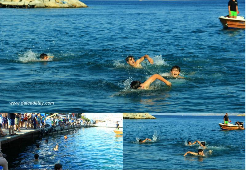 yüzme yarışları