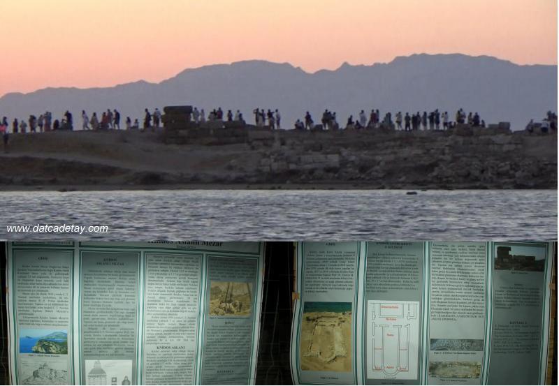 knidos arkeoloji