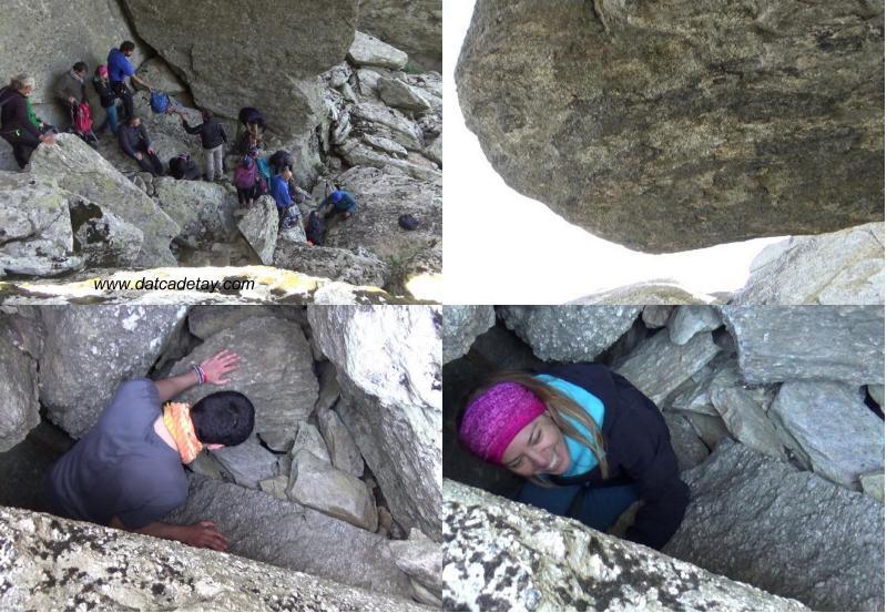 latmos dağı tırmanışı