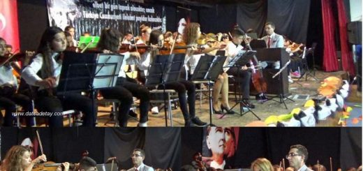 ata'ya saygı konseri