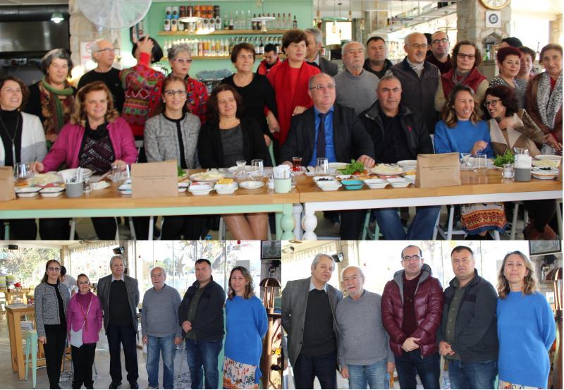Datça kent konseyi toplantısı