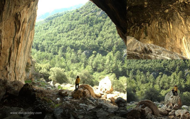 koca karain mağarası