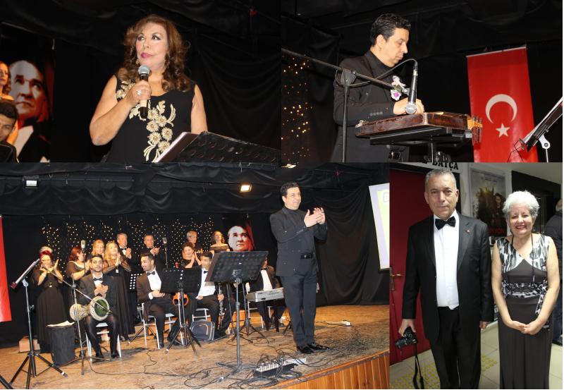 datça'da yeni yılın ilk konseri