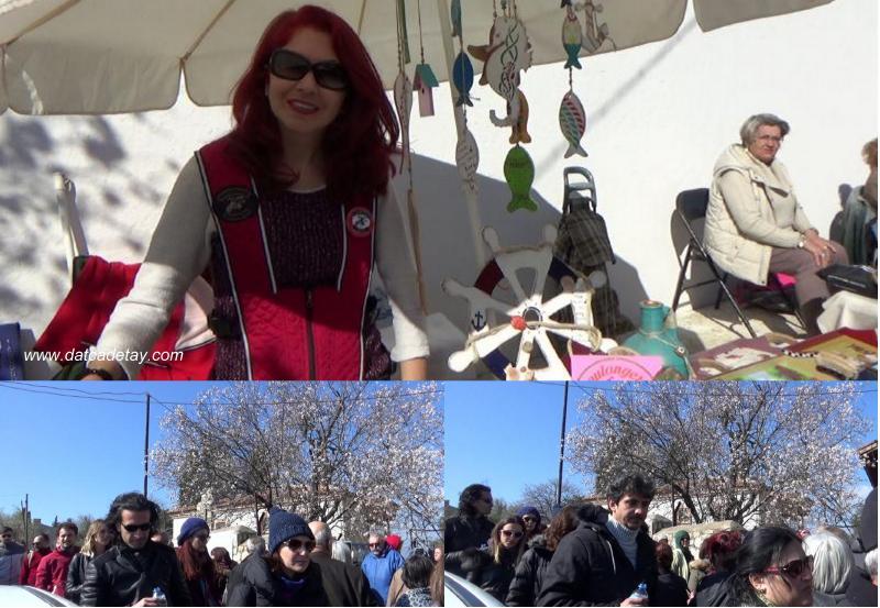 eski datça'da festival
