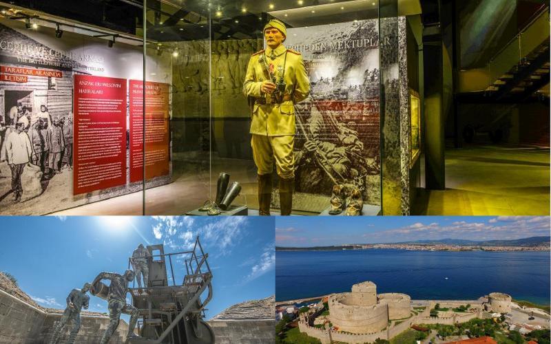 gelibolu tarihi alanı