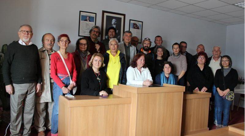 datça yerel tohum derneği kooperatif toplantısı