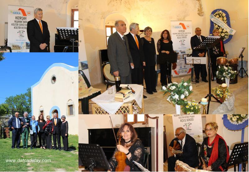 datça'da türk musikisi konseri