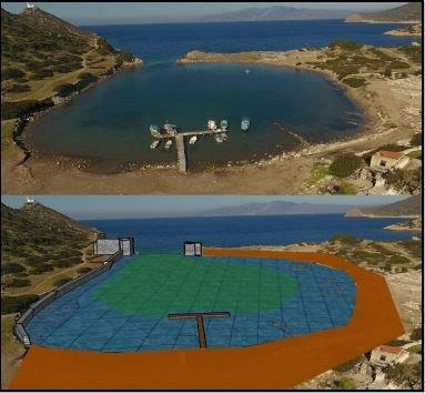 knidos askeri liman projesi