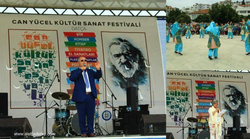 can yücel kültür ve sanat festivali
