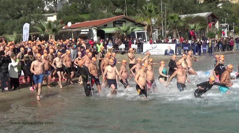 14. Datça Açık Deniz Kış Yüzme Maratonu